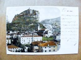 Post Card Carte Karte Austria Mountains Berge Montagnes Arco - 1850-1918 Imperium