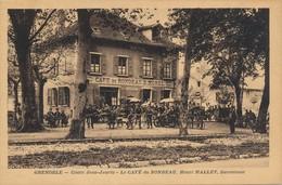 J8 - 38 - GRENOBLE - Isère - Cours Jean-Jaurès - Le Café Du Rondeau - Henri Mallet, Successeur - Grenoble