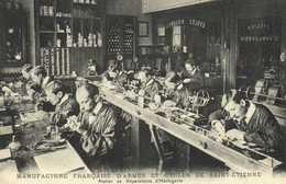 MANUFACTURE FRANCAISE D'ARMES ET CYCLES DE SAINT ETIENNE Atelier De Réparation D'Horlogerie RV - Saint Etienne