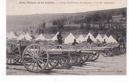 MILITARIA(ARTILLERIE) LOT DE 9 CARTES - Guerra 1914-18