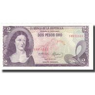 Billet, Colombie, 2 Pesos Oro, 1977, 1977-07-20, KM:413b, SPL+ - Colombie