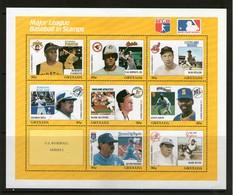 GRENADA 1990 BASE-BALL   YVERT  N°1917/24  NEUF MNH** - Baseball