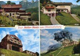 CP-Allemagne - Berchtesgaden-( Bavière)-la Maison De Wachenfeld (Obersalzbeg) Résidence D'Hitler( Carte Non écrite) - Berchtesgaden