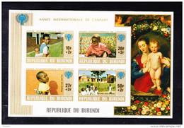 BURUNDI COB BL 107A  ** MNH. (4Z149) - Burundi