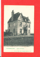 FROYENNES GARE Cpa Animée Hotel Saint Pierre        Edit Chevalier Glorieux - Other