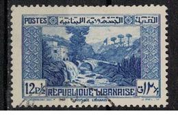 GRAND LIBAN            N°  YVERT   171      OBLITERE       ( Ob   5/63 ) - Oblitérés