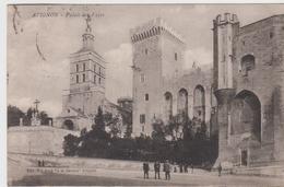 VAUCLUSE - AVIGNON - Palais Des Papes  ( - Timbre à Date De 1920 ) - Avignon (Palais & Pont)