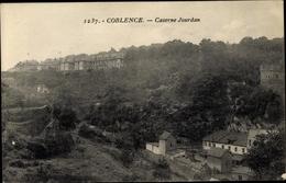 Cp Koblenz Am Rhein, Caserne Jourdan - Autres