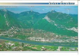CPM - ISERE - SAINT EGREVE - VUE GENERALE - ROCHER DE CHALVES - LA PINEA - CHAMECHAUDE - NERON - France