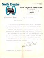 """SMITH PREMIER   Machines à écrire  PARIS     Typewriter, Machine à Statistiques """"Powers"""" - 1900 – 1949"""
