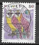Schweiz Mi. Nr.: 1437 Vollstempel (szv91er) - Switzerland