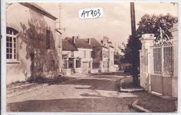 MONTGRESIN- ENTREE DU PAYS COTE CHANTILLY - Frankrijk