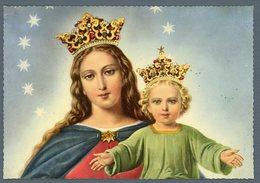 °°° Cartolina - Maria Ausiliatrice Santuario Di Torino Viaggiata °°° - Churches