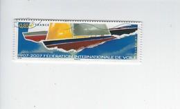 Centenaire De La Fédération Internationale De Voile 4050 2007 - Oblitérés