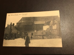 Torhout - Thourout - 1914-18 - Ruines - Place Du Bourg - Torhout