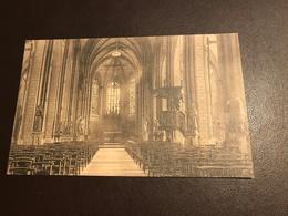 Torhout - Thourout - Binnenste Van De Kerk - Ed. Maison Eug. Taeckens - Torhout