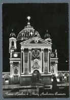 °°° Cartolina - Torino Basilica Di Maria Ausiliatrice Illuminata Viaggiata °°° - Churches