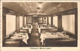 (C).Austria.Vagone Ristorante Su Treno Austriaco Durante L'occupazione Tedesca.1941 (325-a17) - 1918-1945 1a Repubblica