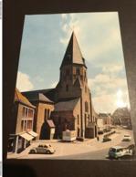 Torhout - Kerk Sint Pietersbanden Met Volkswagen VW Käfer Kever Beetle Coccinelle - Citroën Ami 6 - Torhout