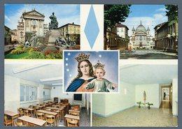°°° Cartolina - Torino Istituto Maria Ausiliatrice Vedute Viaggiata In Busta °°° - Churches
