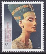 Timbre-poste Gommé Neuf** - Trésors Des Musées Allemands Buste De La Reine Néfertiti - N° 2797 (Yvert) - RFA 2013 - [7] République Fédérale