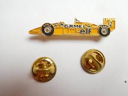 Beau Pin's , Auto F1 , Formule 1 , Lotus Honda , Tabac Camel , ELF , Nelson Piquet - F1