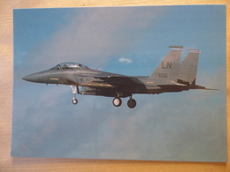 USAF  F-15 EAGLE - 1946-....: Modern Era