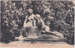 64. ORTHEZ. Idylle Printanière (Jardin Public). 337 - Orthez