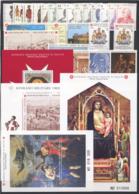 SMOM 1993 Annata Completa/Complete Year MNH/** VF - Malte (Ordre De)