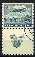 CSSR 1946 Michel: 492 Zf. Used - Checoslovaquia