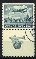 CSSR 1946 Michel: 492 Zf. Used - Tschechoslowakei/CSSR
