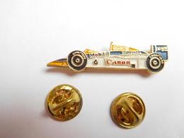 Beau Pin's , Auto F1 , Formule 1 , Honda , N° 6 , Pneu Goodyear , Mobil , Canon - F1