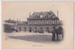 DOUAI - La Gare - Tramway - Pionnière Nuage - Douai