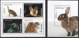 Grenada, Fauna, Birds, Animals, National Geographic MNH / 2017 - Stamps