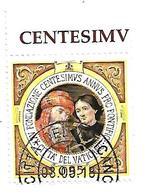 VA039 - VATICANO 2018 - FONDAZIONE CENTESIMUS - Vaticano