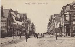 De Panne , La Panne ,   Avenue De La Mer - De Panne