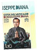 VA038 - VATICANO 2019 - 25° MORTE GIUSEPPE DIANA - Vaticano