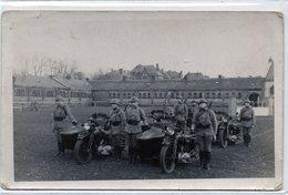 MILIAIRES PELOTON MOTORISÉ THIONVILLE 1939-1945 - Guerra 1939-45