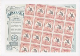 Australia 2004 Treasures Of The Archives Sc 2285 Mint Never Hinged Self Adhesive - Neufs