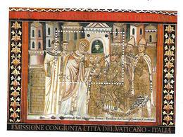 VA052 - VATICANO 2013 - EDITTO DI MILANO - USATO TIMBRO GIORNO EMISSIONE - Vaticano