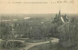 78 -  VILLENNES -  VUE SUR LA PARTIE BASSE DE LA SEINE - Villennes-sur-Seine