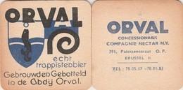 Viltje  Orval  - Trappist  Rv - Sous-bocks
