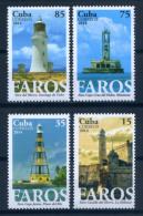 Cuba 2014 / Lighthouses MNH Faros Leuchttürme Phares / C7822  32-4 - Fari