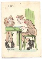 CPH 1012 OLD POSTCARD , HUMOR FANTASY , - Humour