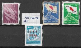Trieste Zone B, Lot Of Different Stamp - 7. Trieste