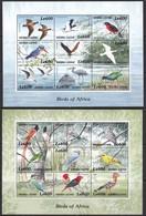 Sierra Leone, Fauna, Birds MNH / 2000 - Birds