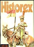 Catalogue De Modélisme - Figurines à Construire Et Peindre - HISTOREX -  Année 1977 -  Ed. Historex Aeros S.A., Paris. - Modellismo