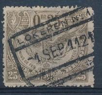 """TR 82 - Cachet  """"LOKEREN 1"""" - (ref. 30.041) - 1915-1921"""