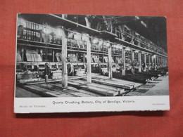Quartz Crushing Battery  Australia > Victoria (VIC) > Bendigo    Ref 3784 - Bendigo