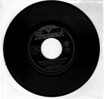 John Lee Hooker  American Blues Festival- Shake It Baby - I'M Nervous - Brunswick 10644 - 1963 Sans Pochette - - Blues